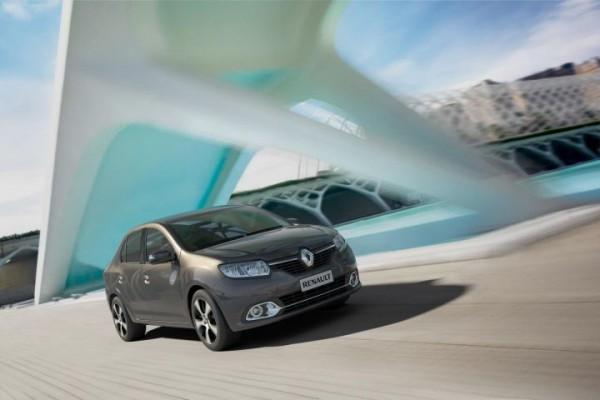 Novo Renault Logan - Fotos: Renault